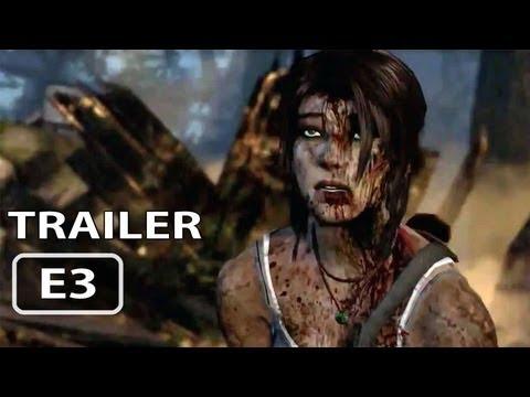 Tomb Raider : New Gameplay Trailer (E3 2012)