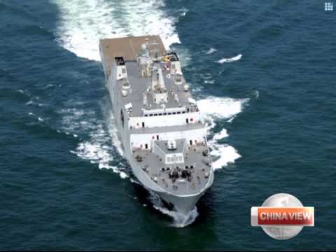 Two more Chinese warships join rescue mission of missing MH370