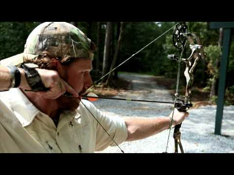 2013 Bear Archery Bow Launch