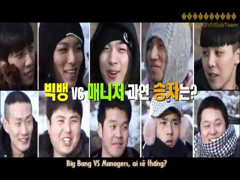 Vietsub Big Bang 2 Days and 1 Night