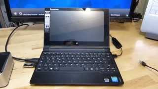 Lenovo Flex 10 Running Openelec XBMC