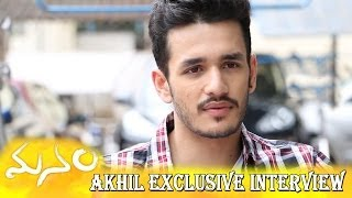 Manam-Movie----Akkineni-Akhil-Exclusive-Interview