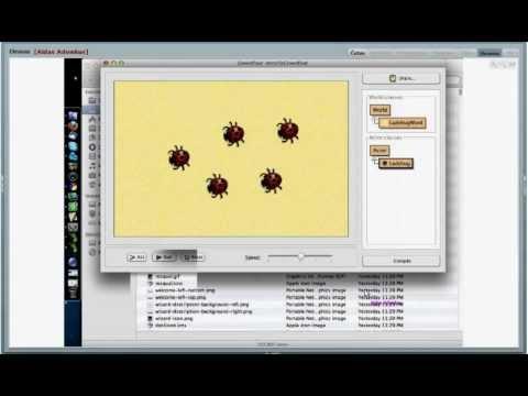 2012.10.09 Aidas Adomkus Programavimo mokymas modeliavimo ir interaktyvaus tyrinėjimo pagalba