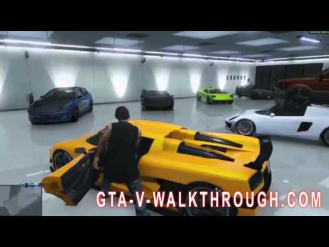 Grand Theft Auto 5 Online Walkthrough | GTA-V-WALKTHROUGH.COM
