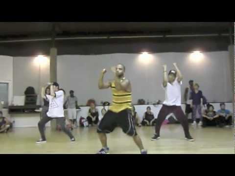YG Pop it Choreography by: Hollywood