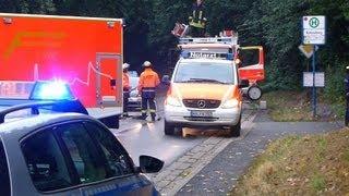 NRWspot.de | Hagen-Garenfeld – Verkehrsunfall mit schwerverletztem Kradfahrer