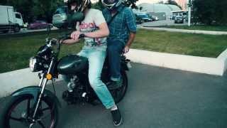 Мотоцикл IRBIS GS