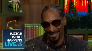 Snoop Dogg High at the White House