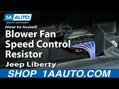 How To Change Blower Motor Resistor On Jeep Wrangler besides McDeeautoparts as well Ignition Module Truck Parts as well A C Heater Controls moreover 95 Jeep Grand Cherokee Engine Diagram. on blower module for 2000 jeep wrangler