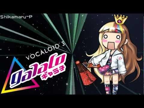 【ギャラ子】- Ievan Polkka Galactica! - 【VOCALOID3】