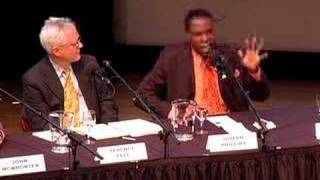 Affirmative Action Debate  11/14- Intelligence Squared