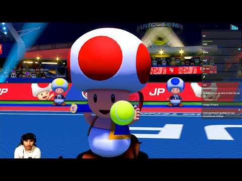 [NintendoFAN#69] Mario Tennis ACES beta part3