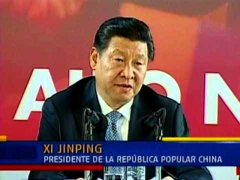 Palabras del presidente Xi Jinping en acto de clausura 21 07 14