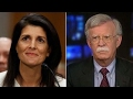 Amb. Bolton critiques Nikki Haleys confirmation hearing
