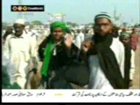 ARY ONE WORLD News about Multan Ijtema 2008 (Dawateislami)