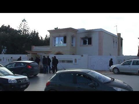 Les biens des proches de Ben Ali pris pour cible