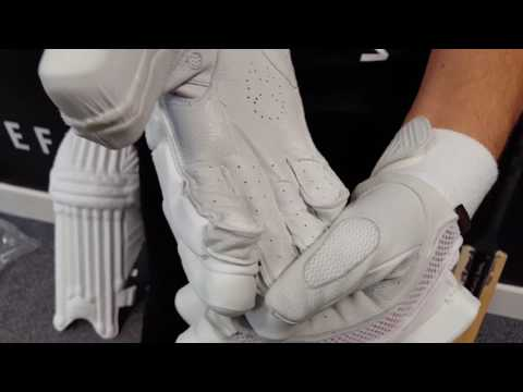 Phantom Cricket LE Whiteout GEL Batting Gloves