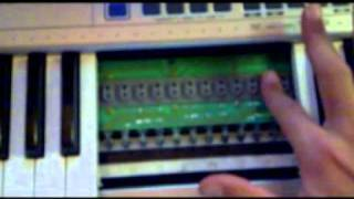 How To Repair A Midi Keyboard (Edirol PCR-80)