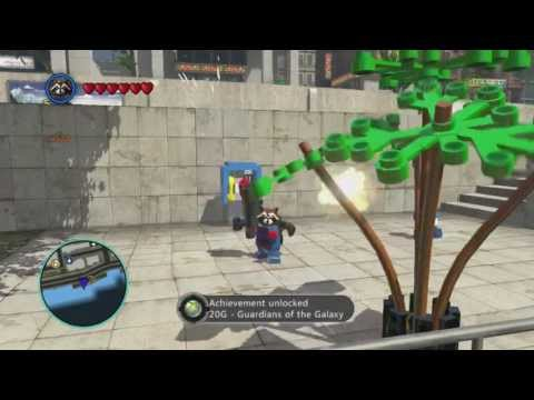 Lego Marvel Super Heroes Rocket Raccoon Lego marvel su.