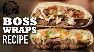 Homemade Boss Wraps