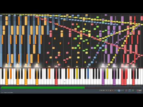 Faerie's Aire and Death Waltz [COOL&CREATE]