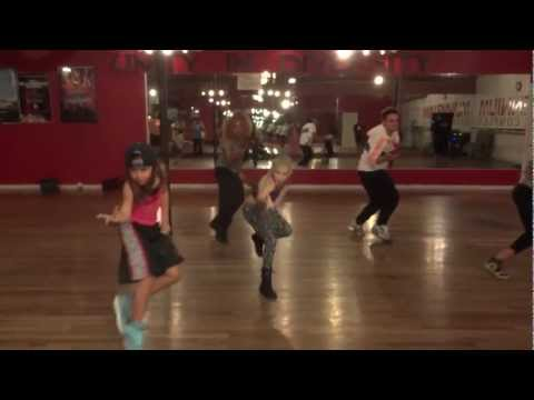 Sparkin' it Out - Sierra Neudeck (Choreography -- Shane Sparks)