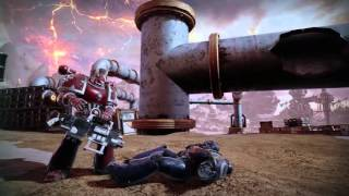 Warhammer 40000: Eternal Crusade - Closed Alpha Gameplay Video