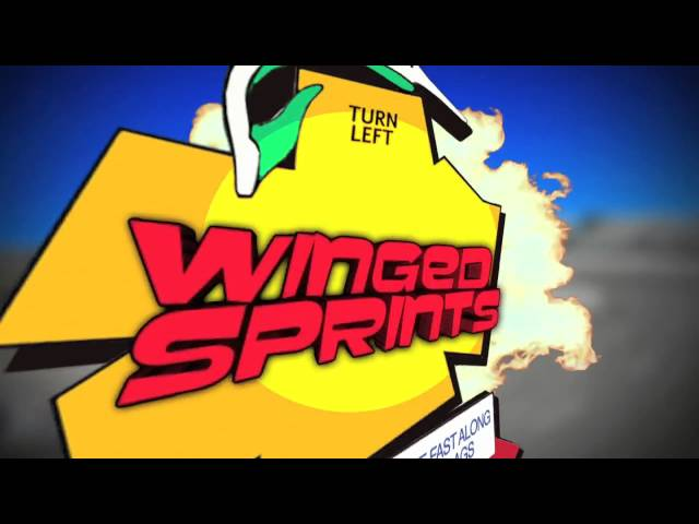 Winged Sprints - Friday, July 10th