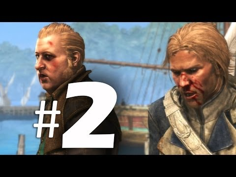 Assassin's Creed 4 Black Flag Gameplay Walkthrough Part 2 - And My Sugar? 100% Sync