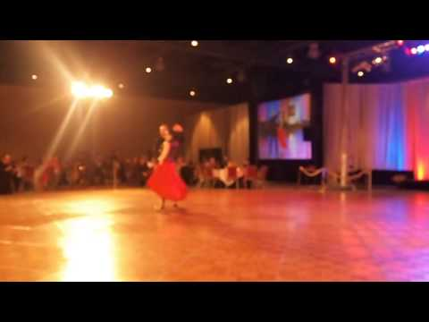 YMCA Dancing for Partners presented by Talisman Energy 2014: Micah and Patricia
