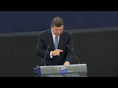 State of the Union Address 2013 by José Manuel Barroso