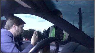 Полиция vs пьяный инвалид за рулем ч1. ORJEUNESSE.