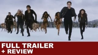 Twilight Breaking Dawn Part 2 Official Trailer 2 MTV VMA