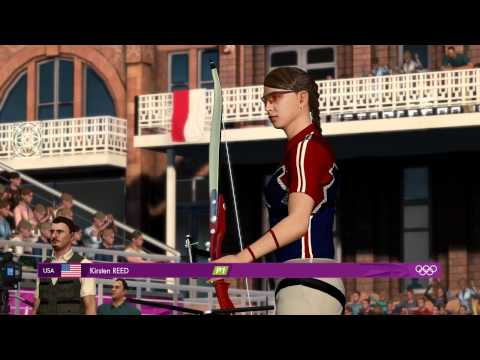 London 2012: The Official Video Game - Women's Archery Individual
