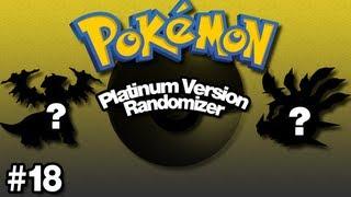 Let's Play Pokemon Platinum Randomizer Part 18 - The Egg Hatches
