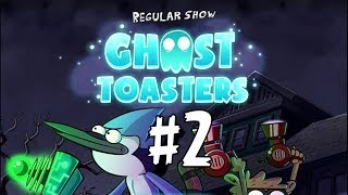 Ghost Toasters Regular Show Chapter 1 Walkthrough