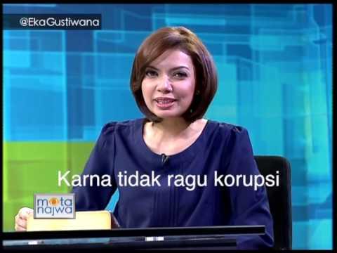 Indonesia Harus Bebas Korupsi Speech Composing @EkaGustiwana. Spesial HUT Metro TV yang ke-13.