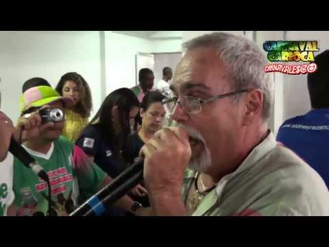 Estação Primeira de Mangueira 2015 - Anúncio do samba-enredo campeão (11/10/2014)