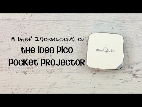 Baker's Basic on the Idea Pico Pocket Projector