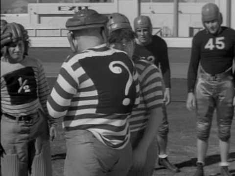 The Three Stooges episode 4 ( Three Little Pigskins) 1934 full video