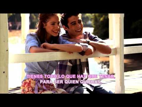 Disney Channel España | Videoclip Karaoke Violetta - Tienes Todo