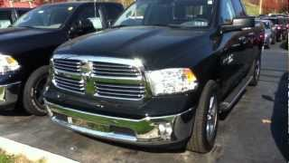 Craig Dennis' Exclusive New 2013 Ram 1500 Big Horn Quad Cab 4X4 Deals Near Pittsburgh videos