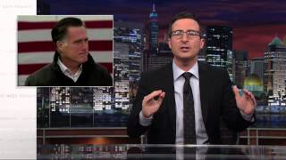 John Oliver: Weath Dispursed as a Lottery of Birth