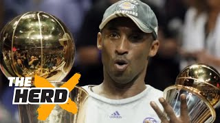 Kobe Bryant's final game is the end of one of the NBA's most important eras | THE HERD