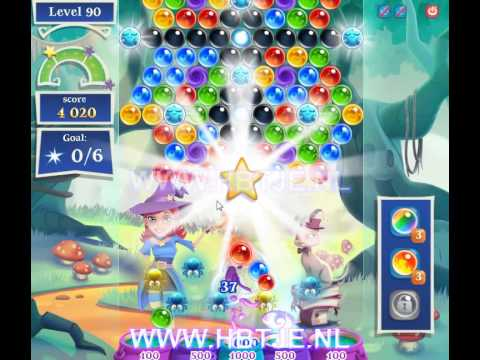 Bubble Witch Saga 2 level 90