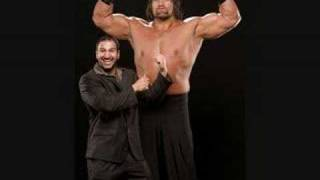 The Top Ten Tallest Wrestlers Of All Time (Check Out My