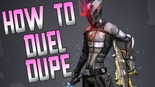 Borderlands 2 How To Duel Dupe Easy Pearlescent And