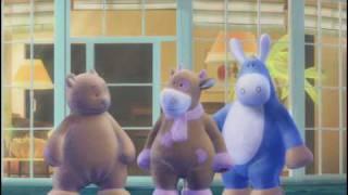 Nouki és barátai - Szörnyeteg a kertben