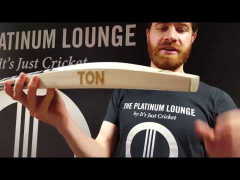 TON Platinum Players Cricket Bat