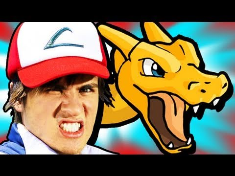 POKEMON IN REAL LIFE 2!, WATCH THE BLOOPERS & MORE: http://bit.ly/Poke2Bloops WATCH PART 4: http://youtu.be/wzy9D_YKxso WATCH PART 3: http://youtu.be/rBD7XVvJ02s WATCH PART 1: http:/...
